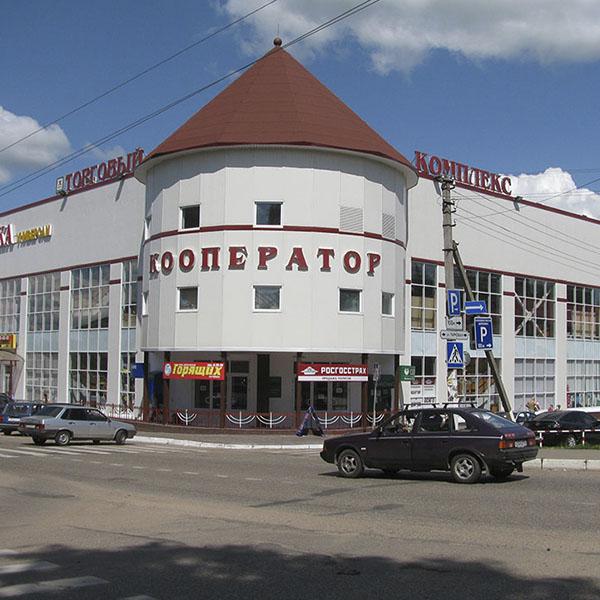 Торговый центр «Кооператор» фото