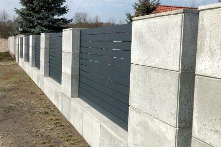 бетон для столбов забора пропорции фото