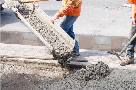 товарный бетон раствор фото