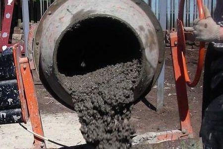 сколько бетона на фундамент фото